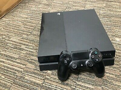 Sony PlayStation 4 500GB Black Game Console *FAULTY* - 65227/MK