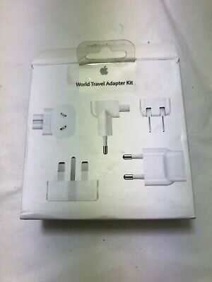 Genuine Apple World Travel Adapter Kit - MB974ZM/B