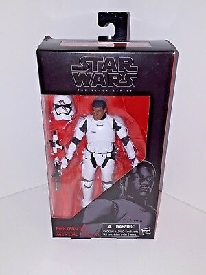 "Star Wars The Black Series 6"" Action Figure #17 ""Finn"""
