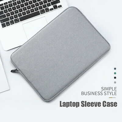 Shockproof Sleeve Notebook Case Laptop Bag Cover For MacBook HP Dell Lenovo