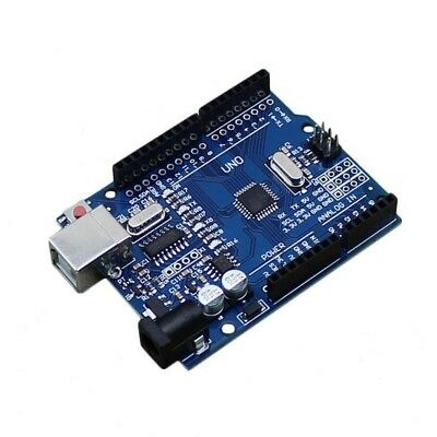 ATmega328P CH340G UNO R3 Board + USB Cable Kit Compatible With Arduino NEW
