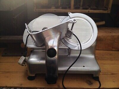 Large Heavy duty Commercial Electric Meat Food Slicer Industrial New Feet Tested