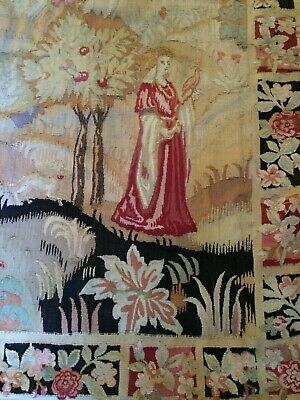Antique French Tapestry - Late 18th Century