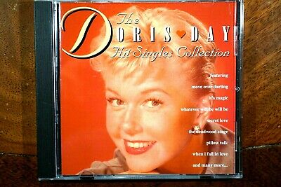 Doris Day - The Hit Singles Collection  - CD, VG