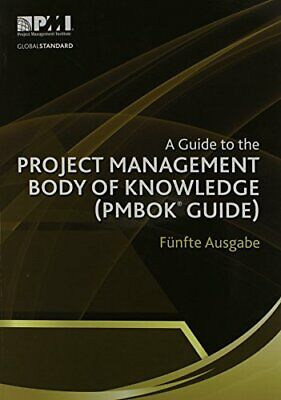 A Guide To Project Management Body Of Knowledge (Pmbok Guide) **Brand New**