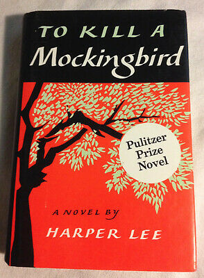To Kill A Mockingbird by Harper Lee (1960, Good+ Hardcover, Later Printing)