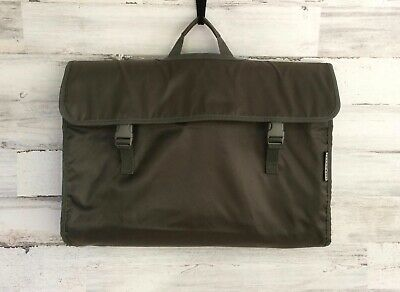 Vintage Atlantic Travel Luggage 6 Piece Set (Army Green - Olive)