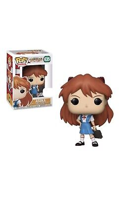 Funko Pop Asuka #635 Neon Genesis Evangelion SDCC Exclusive Brand New (In hand)