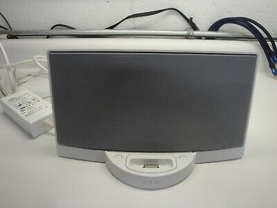 UNTESTED BOSE SOUNDDOCK Digital Music System for Ipod/Iphone