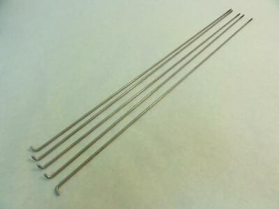 """180144 New-No Box, Alligator SS1-24/600 Lot-5 SS Spring Wire Pins, 0.141"""" OD"""