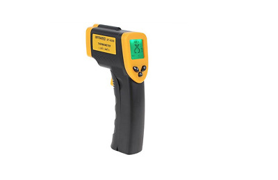 FANNEGO Non-Contact Digital Laser IR Infrared Thermometer Gun -58°F to 716°F