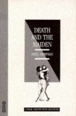 Death and the Maiden by Ariel Dorfman.