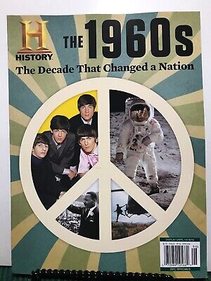 History The 1960s The Decade That Changed A Nation 2019 FREE SHIPPING JB