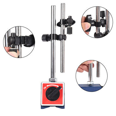 Universal 3D Deluxe Magnetic Base Holder For Dial Test Tool Indicator
