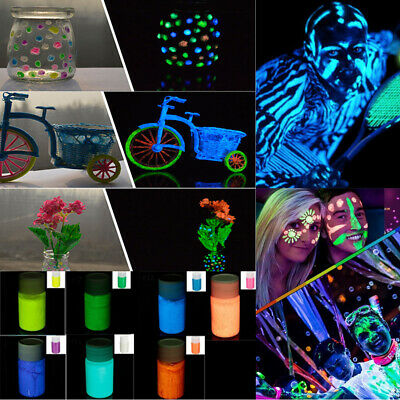 25ml Graffiti Luminous Glow in the Dark Paint Pigment Festival Party Decor DIY