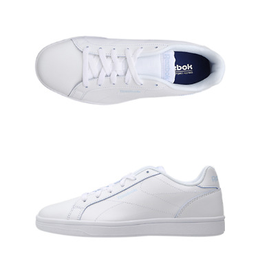 Reebok Classic Royal Complete Clean Athletic Running Shoes CN7266 White Sz4-12