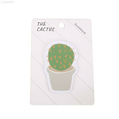 74CE Lovely Scrapbooking Paster Decoration Cactus Label Sticker Ablum