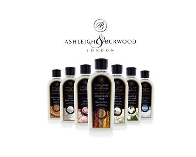Ashleigh & Burwood 500ml Fragrance Lamp Oil Scented Refill Diffusion Home Gift