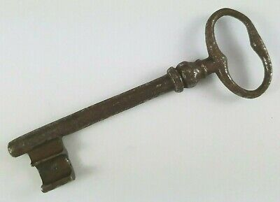 Vintage Old Key - Door Key Etc - Skeleton Key - Gothic - Church ? - k30