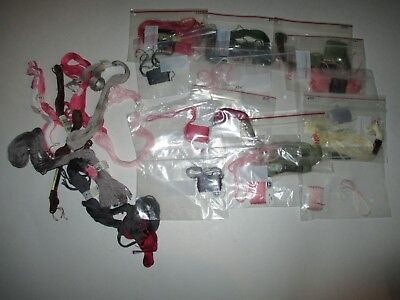New & Opened DMC Floss Away Bags And Floss Dividers