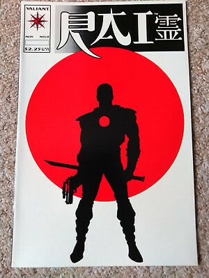 RAI # 0 (1992) VALIANT (NM Condition) 1ST APPEARANCE BLOODSHOT (Key Issue)
