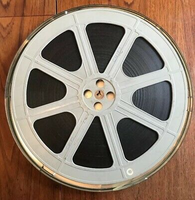 """Very Rare 16mm Cine Film Reel """"Chips"""" Episode No.3067 """"Flare Up"""" 2,200ft Colour"""