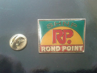 PIN'S PINS rond point SHNP