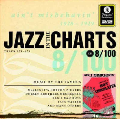 JAZZ IN THE CHARTS - Jazz in the Charts, Vol. 8: Ain't Misbehavin' ...