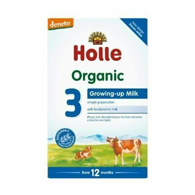 Holle | Organic Growing Up Milk 3 | 2 x 600g