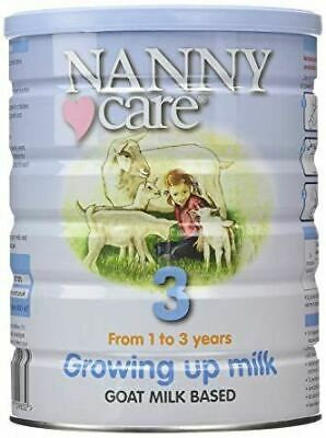 Nannycare | Nannycare Stage 3 Growing Up Milk | 3 x 900g