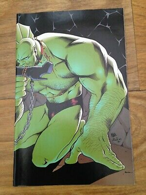 Vampirella Crossover Gallery - Virgin Cover Edition Savage Dragon 1St Print