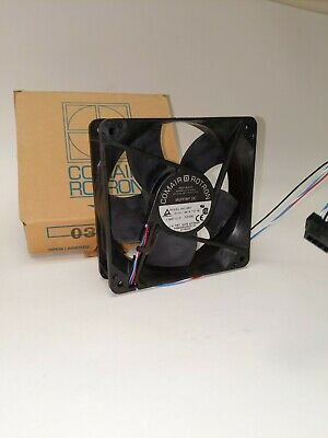 QUANTITY New Comair Rotron Fan MC12B7 12 Volt 030598 3 wire IN FACTORY BOXES