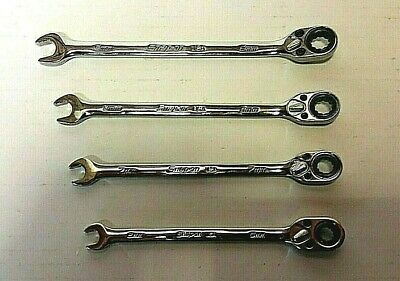 Snap On Ratchet Spanners.soxrrm704,,6Mm To 9Mm..list Price £169..#14