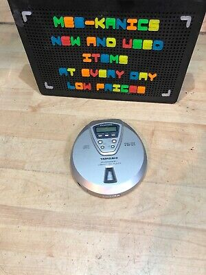 Tamashi Portable Cd Player Tested In Good Condition Trusted Ebay Shop 8 99 Picclick Uk