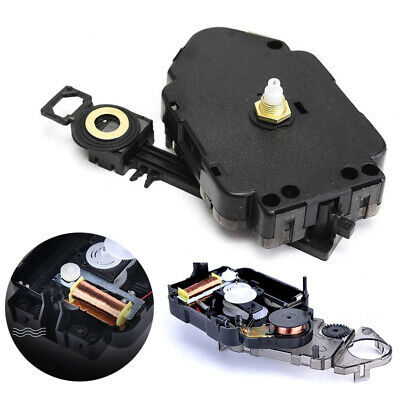New Replacement Quartz Clock Pendulum Movement Mechanism Motor & Fittings - DIY