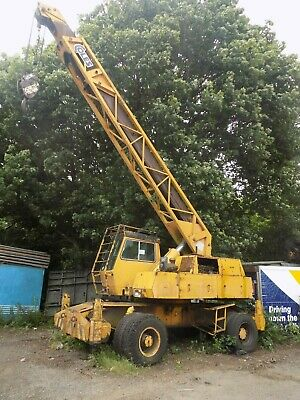 Coles Hydramobile 1820 18 Ton Mobile Crane / Ford Engine 6 Cylinder