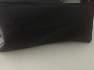 Shure SM58 Instrument Dynamic Microphone With Case / New Lead. Good Condition.