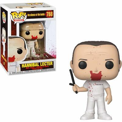 Funko Pop Movies: Silence of The Lambs - Hannibal Bloody 788 41966 In stock