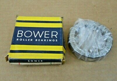 """1 Nib Bower 41286 Tapered Roller Bearing Cup 2.8593"""" Od X 0.6875"""" W (2 Avail)"""
