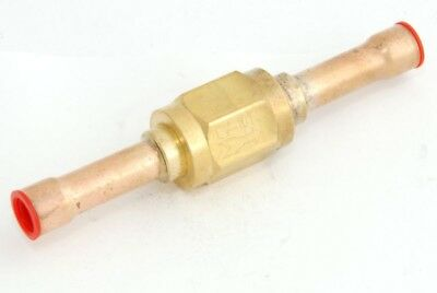 Check Valve CV-10 Soldering Air Conditioning Heat Pump Copper Return Valve