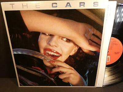 The Cars: Self Titled s/t (strongVG++ 1978 Elektra 6E-135 LP)