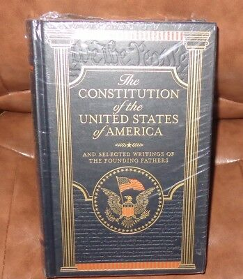 The Constitution of the United States of America Hardcover New & Sealed LB