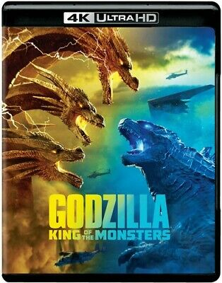 PRE-ORDER Godzilla: King Of The Monsters (Blu-ray RELEASE: 27 Aug 2019)