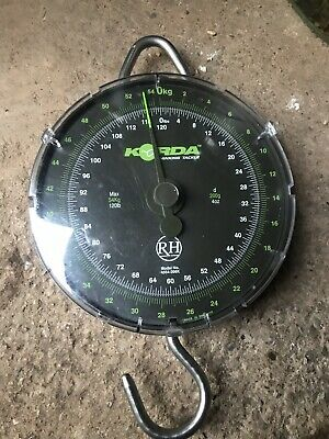 Korda NEW Scales 60lb 25th Anniversary Scales by Reuben Heaton