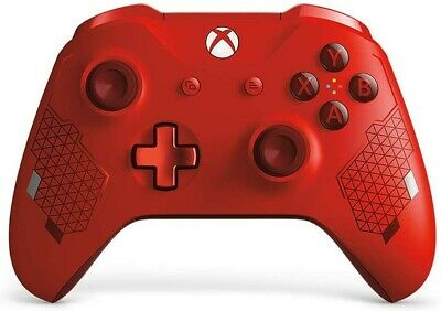 Xbox one sport red controller - used only a couple times