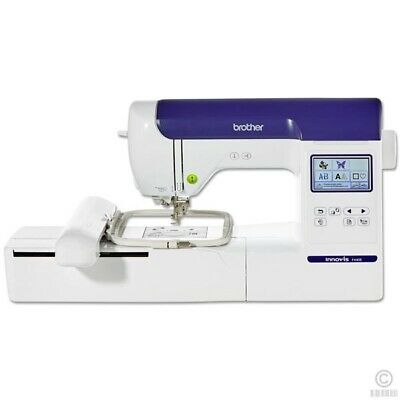 Brother Innovis F440e Embroidery Machine 3 Year Warranty Brand New Boxed