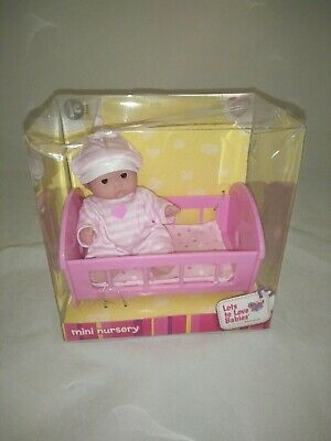 """Cute 12cm/5"""" BERENGUER Baby Doll NEW IN BOX"""