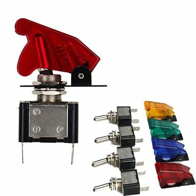 Cover Metal Button Boat Switch Rocker Control  Machine Toggle Switch On-off