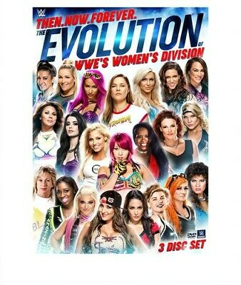 Wwe: Then Now Forever - Evolution Of Wwe's Women's (DVD Used Very Good)