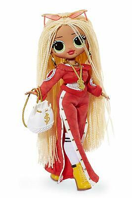 """In Hand 1 LOL Surprise Series OMG MC SWAG 10"""" Fashion Doll Big Sister Clothing"""
